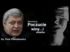 Piotr Pawlukiewicz: Poczucie winy i strachu. Motivation, Film, Youtube, Movie Posters, Movies, Biblia, Catholic, Films, Film Stock