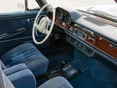 Mercedes-Benz s-klasse 300SEL 1968