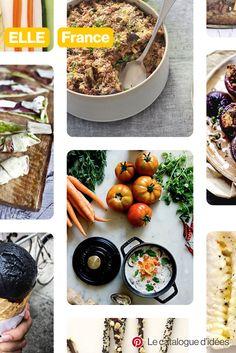 Découvrez la sélection des recettes healthy et faites maison de ELLE France sur…