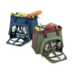 Perfect for Jazz at the Hollywood Bowl ... Picnic Time® Toluca Picnic Tote $39.99 at Bed Bath & Beyond