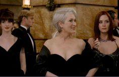 How to avoid getting sick during New York Fashion Week                Meryl Streeps short, white hair!
