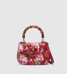 bamboo classic blooms top handle