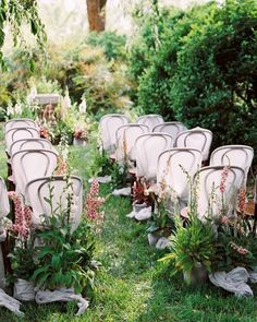 """224 Likes, 5 Comments - @bloomerent on Instagram: """"The perfect overgrown garden feel can be achieved for your ceremony through the use of ... potted…"""""""