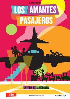Los amantes pasajeros [Vídeo-DVD] / un film de Pedro Almodóvar
