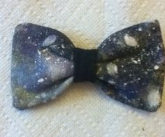 How to Make Galaxy Bows