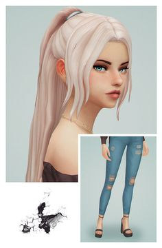angel pie — Amber Vega ♡ joined the sim next top model to...