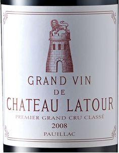 2008 Château Latour Grand Vin