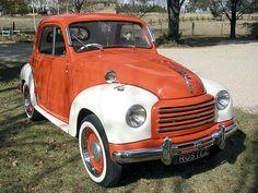 1947 FIAT 500 Topolino