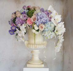 Pinterest & 296 Best Vintage flower arrangements images in 2019   Wedding tables ...