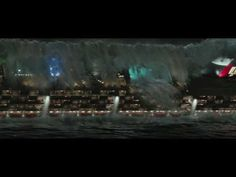 Seen 7th of july - Poseidon from 2006 with Richard Dreyfuss, Kurt Russell and Emmy Rossum