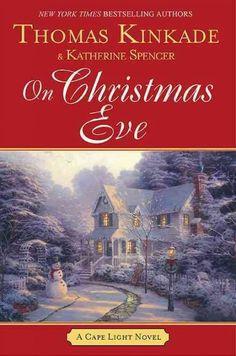 On Christmas Eve- Thomas Kinkade
