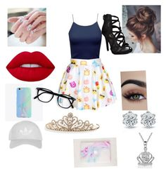 """""""Internet"""" by jensunicorn on Polyvore featuring UPROSA, Topshop, BillyTheTree and Urban Outfitters"""