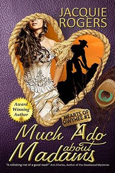 93 best western historical romance novels images on pinterest a girl and her ebooks much ado about madams hearts of owyhee western romance book by jacquie rogers fandeluxe Gallery