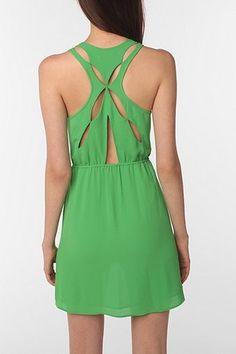 Aria from PPL dress Silence & Noise Cutaway Dress
