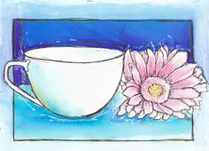 Tracey Fletcher King: Cups Of Fun ....
