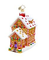 Christopher Radko Christmas Ornament, Sweet Celebration  $52.00