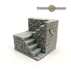 Models, Miniatures, Terrain, Dungeon Scenery, Conversion Parts and Upgrades for Sci Fi and Fantasy Miniatures. Diy Cement Planters, Miniature Bases, Hirst Arts, Fantasy Town, Dungeon Tiles, Warhammer Terrain, Doll House Crafts, Game Terrain, Dnd Art