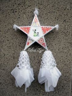 Belles 'n Whistles Stamps: Parol - the Philippine Christmas Lantern