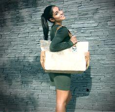 Light Tote - gorgeous bag