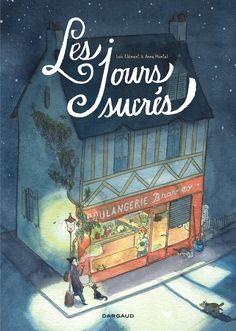 Les jours sucrés/Loïc  Clément, 2016 http://bu.univ-angers.fr/rechercher?recherche=9782205073843