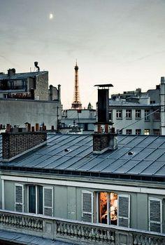 Экспресс-о: Париж Daydreaming