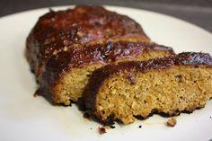 Momma Hen's Kitchen: Grilled Meatloaf