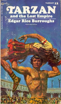 Tarzan and the Lost Empire by Edgar Rice Burroughs
