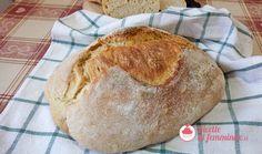 Pane al grano duro Cappelli con lievito madre Pane, Bread, Food, Brot, Essen, Baking, Meals, Breads, Buns