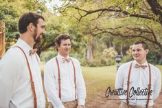 Wedding Suspenders 100% Handcrafted by Creattive Collective on Etsy!