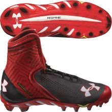 Under Armour Men s Spine Brawler Mid MC Football Cleat Football Cleats 1589fb07c33
