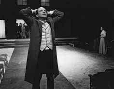 Daniel von Bargen in Cherry Orchard (Trinity Repertory Company image)