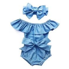 Cute Baby Girl Outfits, Girls Summer Outfits, Baby Girl Romper, Baby Girl Newborn, Kids Outfits, Baby Girls, Baby Girl Clothes Summer, Newborn Outfits, Baby Bodysuit