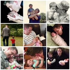 Why Father's Day is Hard, but Also, Good - Why #fathersday is hard for me, but also a day where I find joy.