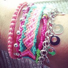 Ibiza Style bracelets @ www.birdyblues.nl (we ship worldwide)