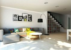 Decoholic » 69 Fabulous Gray Living Room Designs To Inspire You