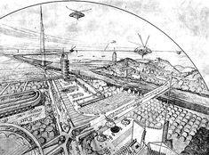 the broadacre city - Buscar con Google