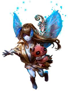 ✧ #characterconcepts ✧ Quincy - Stranger of Sword City [RPG]
