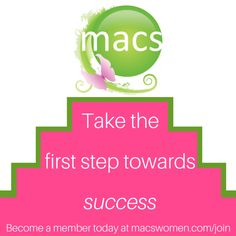 There are countless benefits to becoming an elite MACsWomen member, so join today! Need more convincing? Click on the link for more information on why you should take advantage of this opportunity. #macswomen #business #success