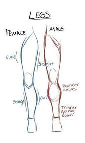 Learn To Draw Male and female leg anatomy drawing reference Anatomy Reference, Art Reference Poses, Leg Reference, Human Drawing Reference, Female Reference, Figure Reference, Pencil Art Drawings, Art Drawings Sketches, Eye Drawings