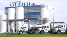 Grupo Gloria en Colombia interesado por Conservas California y Lechesan #Gestion