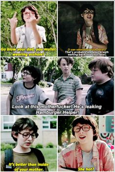 Richie is me if i were in their situation Movie Memes, Funny Memes, Horror Movie Quotes, Film Quotes, Hilarious, It The Clown Movie, Movie Tv, Scary Movies, Good Movies