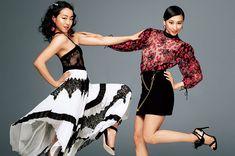 浅田真央&舞の姉妹初となる美ボディ共艶! GQ最新号は「考えるカラダ」特集で、よりよく生きるための10の技術と知識を指南|メンズファッション、時計、高級車、男のための最新情報|GQ JAPAN