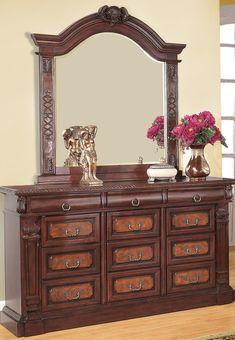 Coaster Grand Prado Bedroom Dresser Las Vegas Furniture Online Lasvegasfurnitureonline