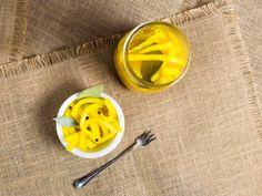 Danmuji (Korean Pickled Daikon Radish)