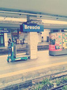Next stop Bergamo