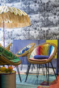 Pierre Frey | French Furnishing fabrics, Interior fabrics, Wallpapers