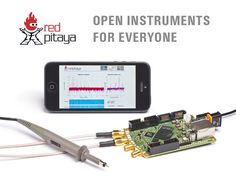 Red Pitaya: Open instruments for everyone by Red Pitaya — Kickstarter. Technologies yesterday available only to research labs and industry turn your iPhone, tablet or PC into an amazing instrument.