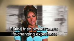 The only thing I will ever agree with Snooki on.