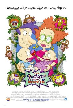 Click to View Extra Large Poster Image for The Rugrats Movie