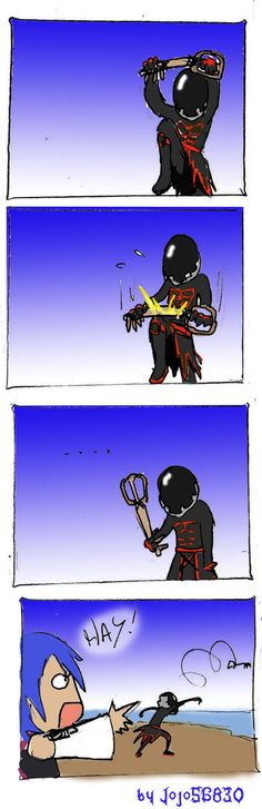 Back to the realm of darkness! Kingdom hearts- Ventus' keyblade (this is also my favorite lol rofl lmao) Kingdom Hearts Ventus, Kingdom Hearts Meme, Vanitas Kh, Kindom Hearts, Funny As Hell, Funny Comics, Final Fantasy, Video Games, Fan Art